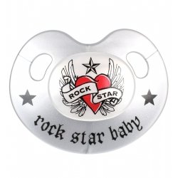 dudlík ROCK STAR BABY